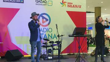 «Astanafm Mega Silk Way-де» промо-акциясы