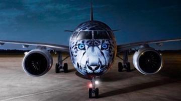 «Қар барысы» ұшағы алғашқы рейсін Астана - Алматы бағытында орындайды