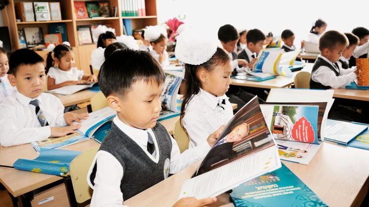 Биыл Астанада 18 мың бала 1-сыныпқа барады