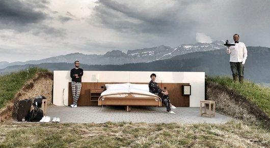 Швейцарияда шатыры мен қабырғасы жоқ қонақ үй ашылды