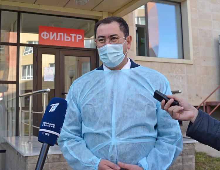 Тимур Мұратов: Коронавирустың екінші толқынына дайындалып жатырмыз