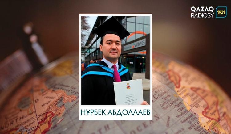 Warwick University амбассадоры болған Нұрбек Абдоллаев