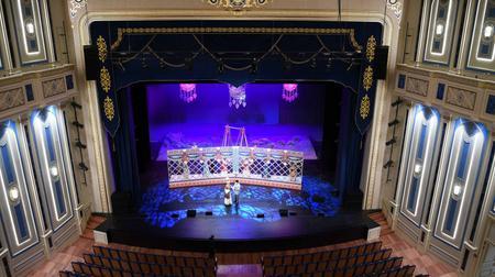 Назарбаев елордада қазақ драма театрының жаңа ғимаратын ашты