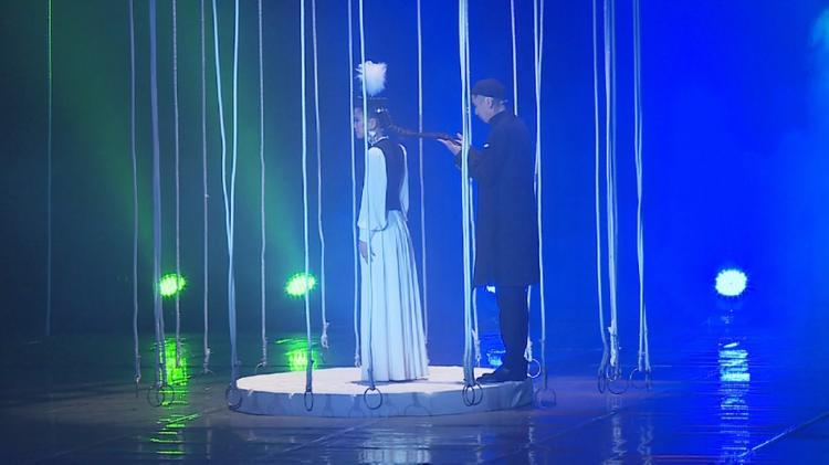 Елордада «Көзімнің қарасы» спектаклінің премьерасы өтті