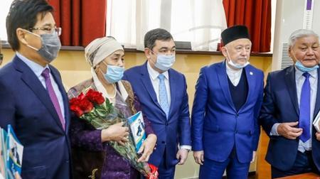 Алматыда  Әбу Насыр әл-Фараби мен Ақжан Машанидың кітаптары  таныстырылды