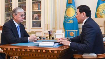 Президент Нұр-Сұлтан қаласының әкімін қабылдады