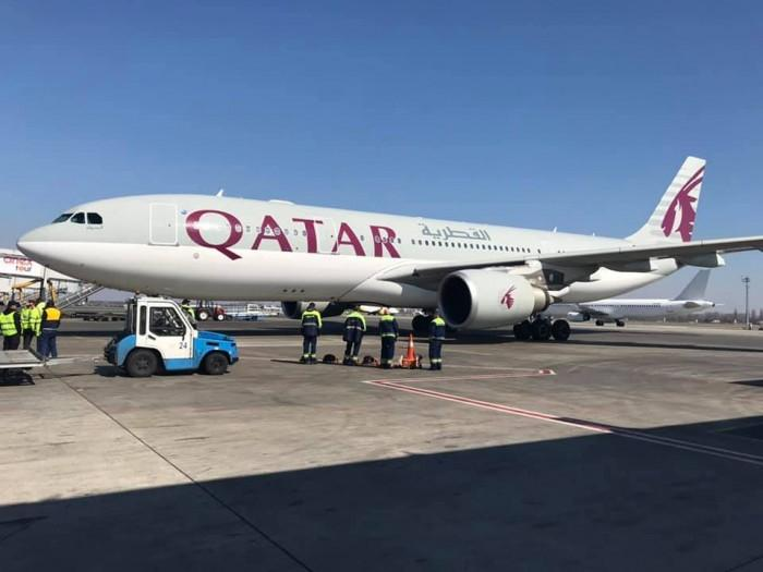 Катар Қазақстанға гуманитарлық көмек көрсетті