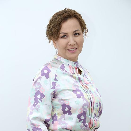 Гүлназ Молдабергенова