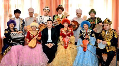 Костанайский фольклорно-этнографический ансамбль «Мирас» представит новый концерт