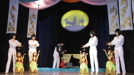 Қуыршақ театры арнайы қойылым ұсынбақ