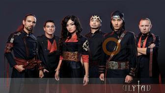 Этно-рок музыка Казахстана
