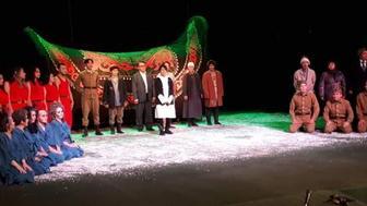 БҚО театрында «Жұбан» спектаклінің премьерасы болды