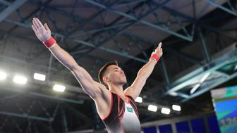 Казахстанские гимнасты выступят на этапе Кубка мира