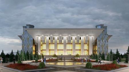 Елордалық қазақ драма театры жаңа ғимартқа көшеді