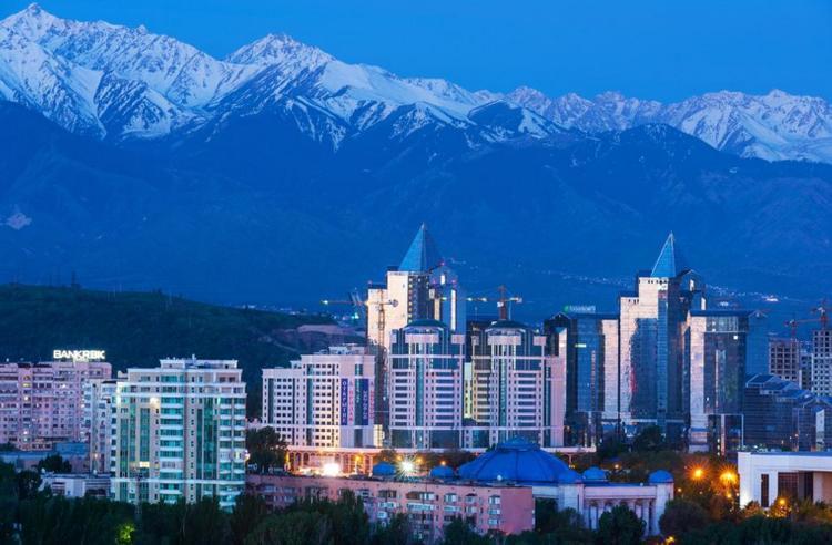 Әрбір екінші шетелдік турист Алматыға келеді