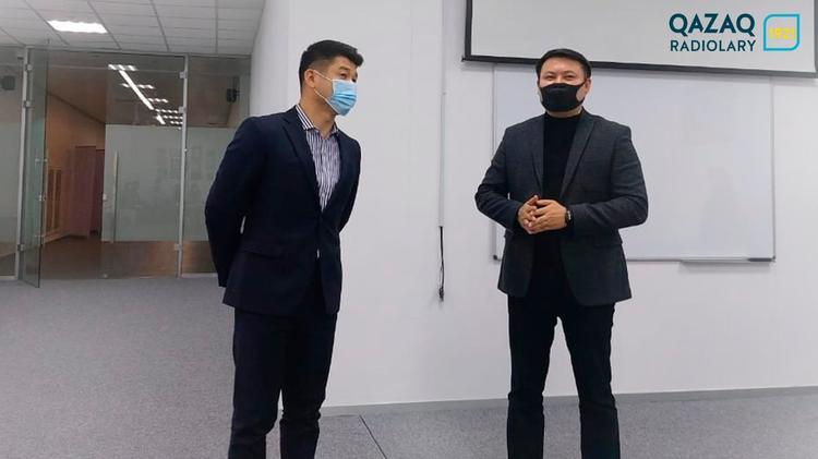 «Астана» радиосына жаңа директор келді