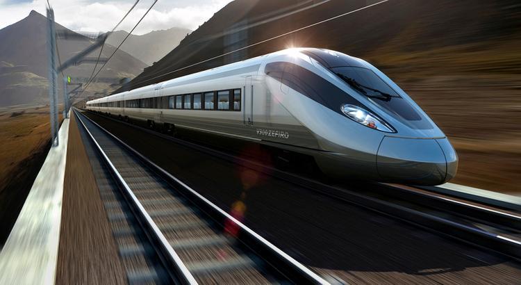 Высокоскоростную ЖД магистраль планируют построить в Казахстане