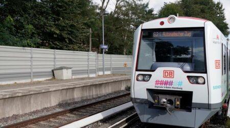 Беспилотный поезд создали в Германии