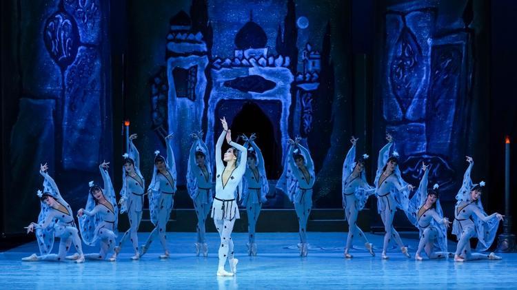 «Астана Балет» алғаш рет Дубай опера сахнасында өнер көрсетеді