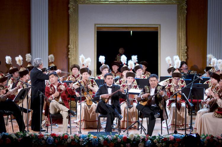 «Астана Опера» домбырашы Рысбай Ғабдиевтің 85 жылдық мерейтойын атап өтеді