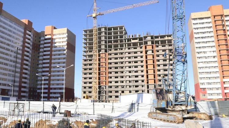 Қарағанды облысында ауқымды құрылыс жұмыстары жалғасады.