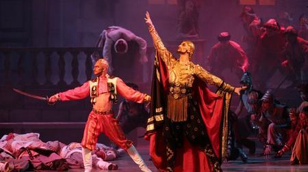 «Бақшасарай фонтаны» «Астана Опера» театрының репертуарына қайтып оралды