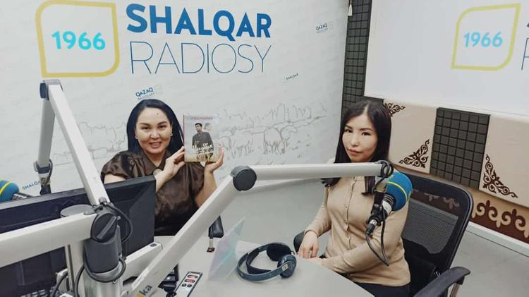 Фарида Рақымжанқызы: Әйгілі жазушылардың кітаптарын қайта шығарудамыз
