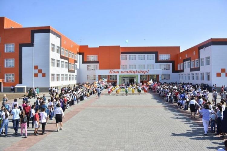 В Костанайской области построят 13 новых школ
