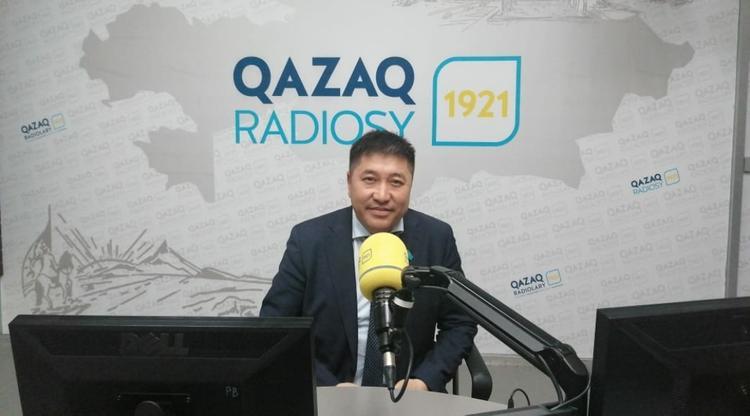 Окончательное решение о статусе Косшы за Президентом - Айдын Туребаев