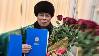 Ақын Сайлаубай Тойлыбаев 70 жаста