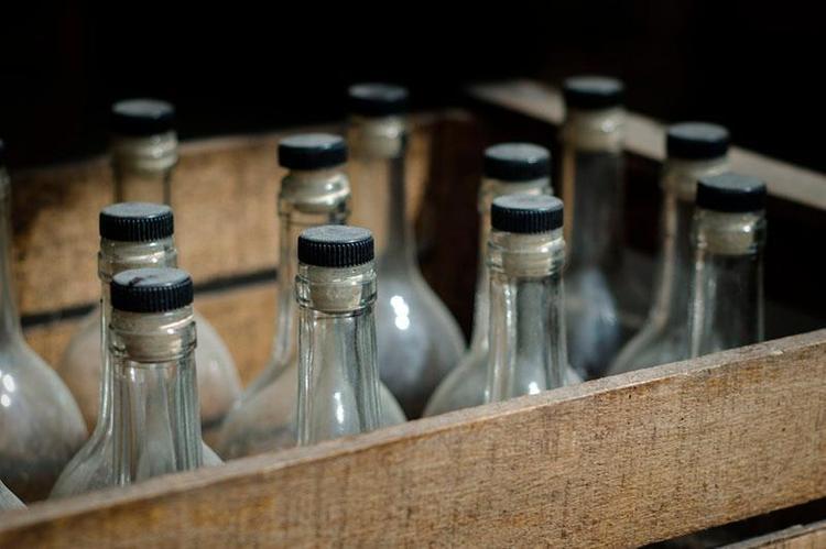 Шымкентте заңсыз алкоголь өнімдерін өндірген 4 цех анықталды