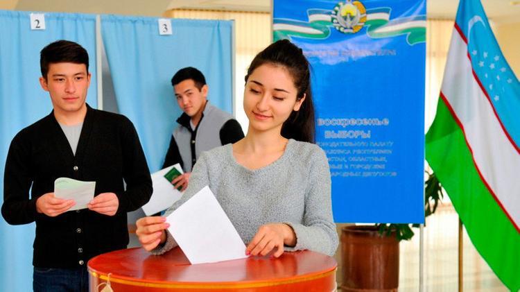 Күзде Өзбекстанда Президент сайлауы өтеді