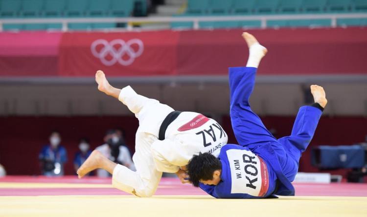 Елдос Сметов Токио Олимпиадасының жартылай финалына шықты