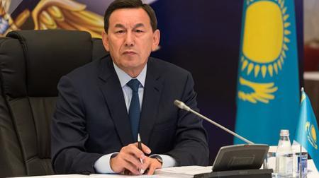 Калмуханбет Касымов ушел в отставку