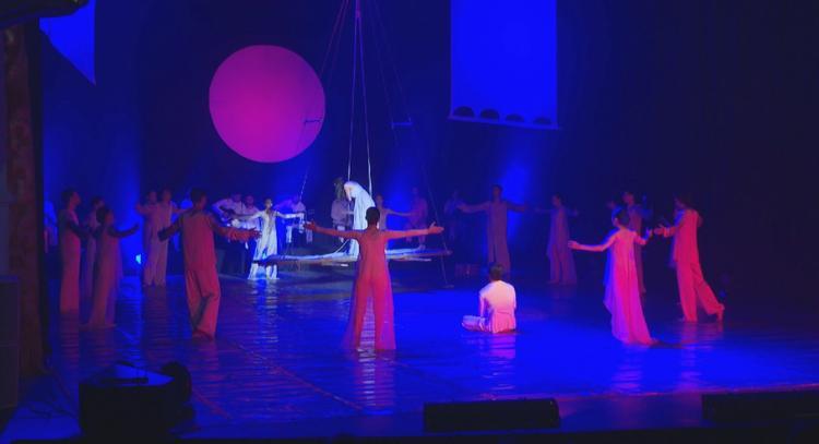 Елордадағы Жастар театры 15-мерейтойлық маусымын ашты