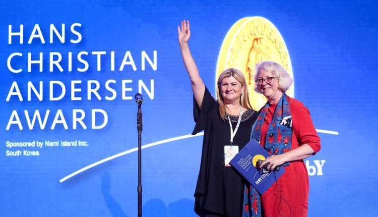 Мәскеудегі Дүниежүзілік конгресте Андерсен сыйлығы лауреаттарының есімдері аталды