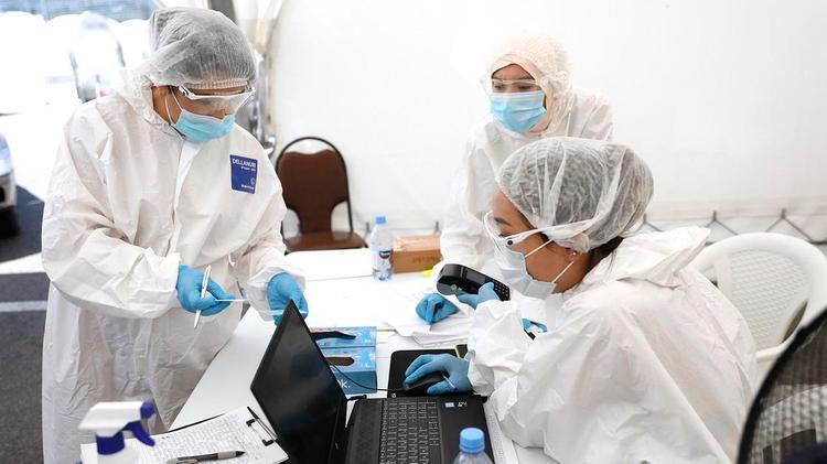 Елімізде коронавируспен ауырғандар саны 848 мыңнан асты