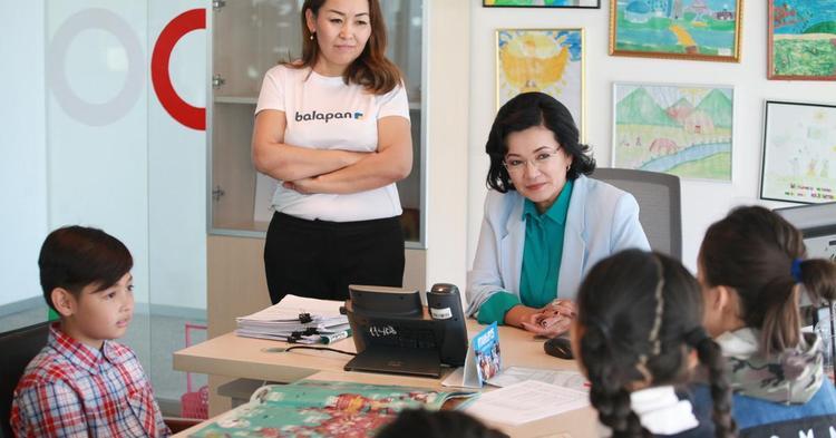 Қымбат Досжан «Balapan» телеарнасының директоры болып тағайындалды