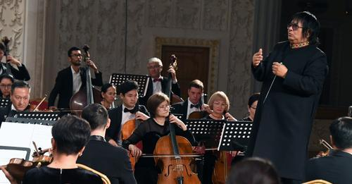 Премьера симфонии «Mission to Mars» в филармонии имени Жамбыла