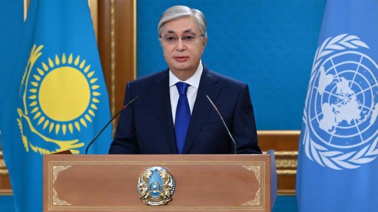 Токаев выступил на Саммите ООН по продовольственным системам