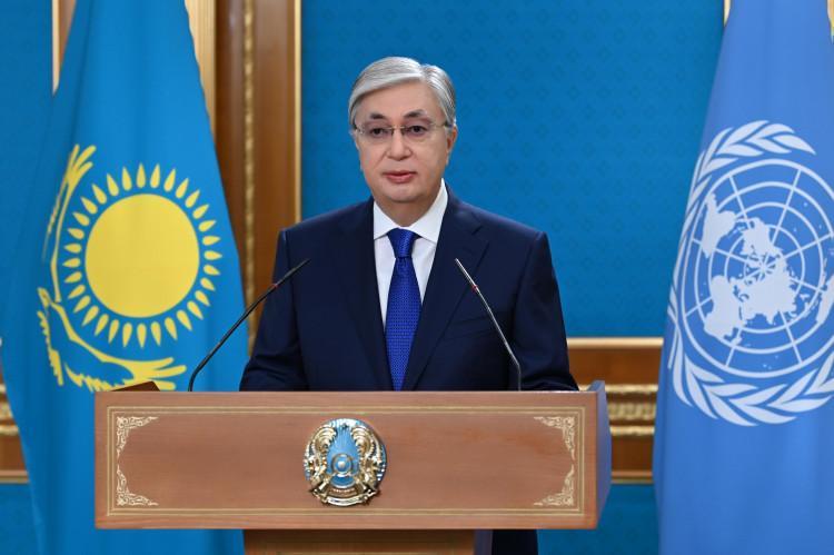 Президент БҰҰ-ның Азық-түлік жүйелері жөніндегі саммитте сөз сөйледі