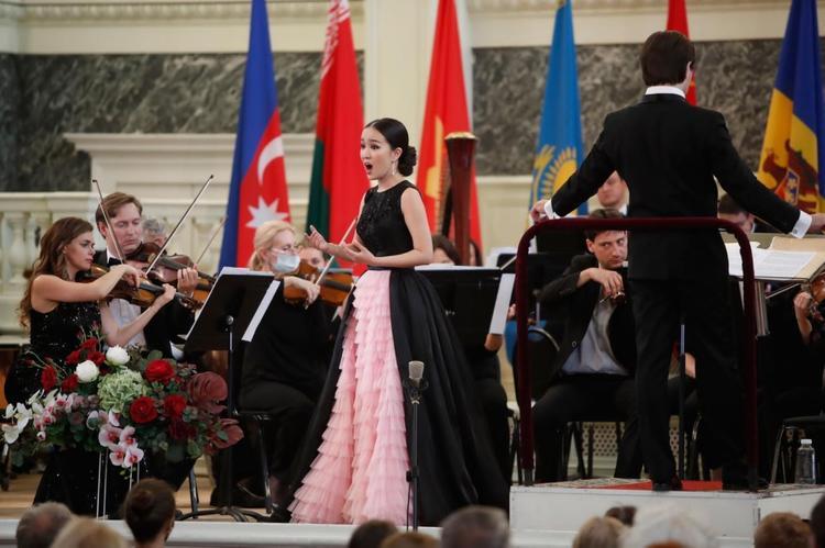 Мәдина Оразбай халықаралық опера әншілері байқауының финалисті атанды